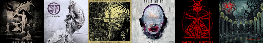 The best metal albums of August