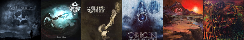 The best metal albums of July