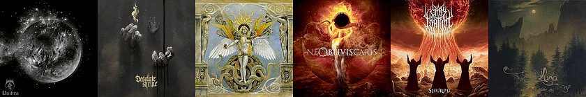 The best metal albums of November
