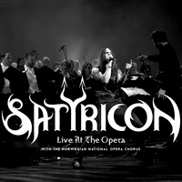 Satyricon - Live at the Opera CD