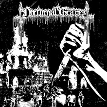 Nocturnal Graves - Lead Us To The Endless Fire/Sharpen The Knives