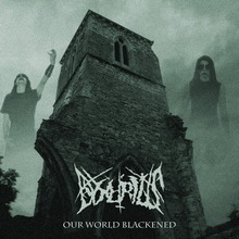 Bykürius - Our World Blackened