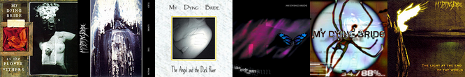 My Dying Bride discography pt.I